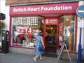 Image for British Heart Foundation, Warwick,England