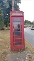 Image for Red Telephone Box - High Street - Braunston, Rutland