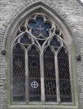 Image for Main entrance window - Cockerton Methodist Church, Darlington, England