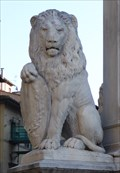 Image for Marzocco Lions - Florence, Italy