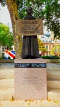 Image for Statue of Millicent Fawcett - Parliament Square, London, UK
