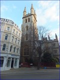 Image for St Sepulchre Without Newgate - Holborn Viaduct, London, UK