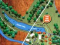 Image for Oxbow Lake Map - Palmetto State Park, TX