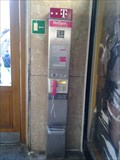 Image for Public-Phone in the Trainstation of Lichtenfels - 96215 Lichtenfels/BY/Germany