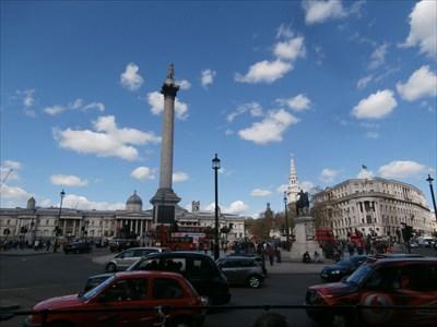 King Charles I Statue - Charing Cross, London