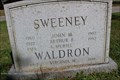 Image for 103 - Virginia M. Waldron - Milton Cemetery - Milton, MA