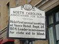 Image for FIRST -Annual Meeting for the Association of the Blind - Statesville, NC