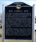 Image for Lowell, 1872-1972