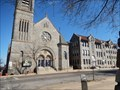Image for First black Catholic Parish in the United States-St Francis Xavier Church - Baltimore MD