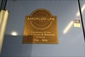 Image for Bakerloo Line - 100 years -- Bakerloo Platform, Waterloo Station, Lambeth, London UK