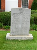 Image for Greene County Multiwar Memorial - Greensboro, Ga.