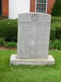 Image for Greene County Multiwar Memorial - Greensboro, Ga.