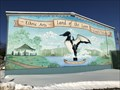 Image for Land of the Loon Mural – Virginia, MN