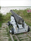 Image for 12 Pound Smoothbore Cannon B - Ft Frederica National Monument