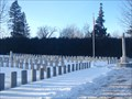 Image for Cataraqui Cemetery Veterans Section - Kingston, Ontario