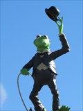 Image for Kermit the Frog Statue - Hollywood, CA
