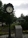 Image for Oakdale Borough Clock