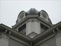 Image for Courthouse Clock - Jefferson, GA