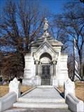Image for John J. Mitchell Mausoleum - Bellefontaine Cemetery - St. Louis, Missouri