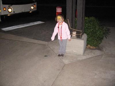 Disney's Animal Kingdom Bus Stop #11