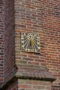 Image for Sundial Sint Nicolaas Church - Dwingeloo NL