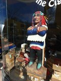 Image for To Makao Cigar Store Indian - Bethlehem, PA