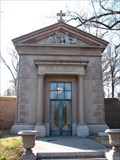 Image for George R. Taylor Mausoleum - Bellefontaine Cemetery - St. Louis, Missouri