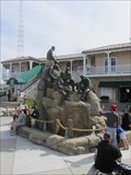 Image for Steinbeck Fountain - Monterey, CA