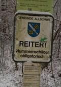 Image for License Plate Mandatory - Allschwil, BL, Switzerland