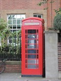 Image for Red Telephone Box - Vincent Square, London, UK