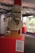 Image for Bust of V. I. Lenin -- Islington Museum, Islington, London, UK