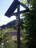 Image for Christian Cross near Willy-Schreiber-Haus - Wallenfels/BY/Germany
