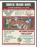 Image for Breck Trade Days - Breckenridge, TX