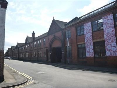 Middleport Pottery - Burslem, Stoke-on-Trent, Staffordshire, England
