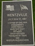 Image for Civil War  - Battle of Wentzville MO