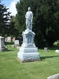 Image for William Johnson & Family - Pioneer Cemetery - Phelps, NY