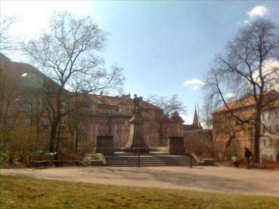 Faustuv dum - Karlovo námestí, Praha 2, CZ