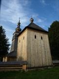 Image for Zvonice  Chrámu svätého Michala Archanjela - Ladomirova, SK