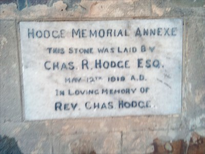 Close up of the Foundation Stone tablet. 0721, Tuesday, 29 May, 2018