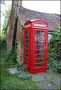 Image for Newbold Pacey Phone Box, Warwickshire, UK