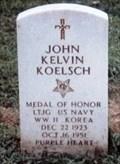 Image for John Kelvin Koelsch-Arlington, VA