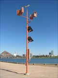 Image for Tempe Town Lake Emergency Warning System Siren