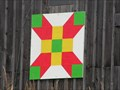 Image for Venango's Quilt on a Barn - Dempseytown, PA