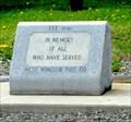 Image for West Windsor Fireman's Memorial - Windsor, NY