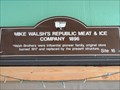 Image for Mike Walsh's Republic Meat & Ice Company 1896 - Republic, WA