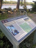 Image for  Lewis & Clark National Historic Trail signage near Claysville