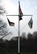 Image for Winfield Plaza Park Nautical Flag - Woodside, NY