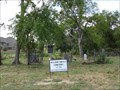 Image for Wilson Family Cemetery - Chambersville, TX