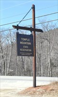 Image for Wapack Trail - Route 101 / Temple  Reservation trailhead