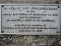Image for WOW 9/11 Memorial - Forsyth, GA